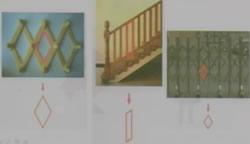 二年级数学下册第6课 认识图形 平行四边形